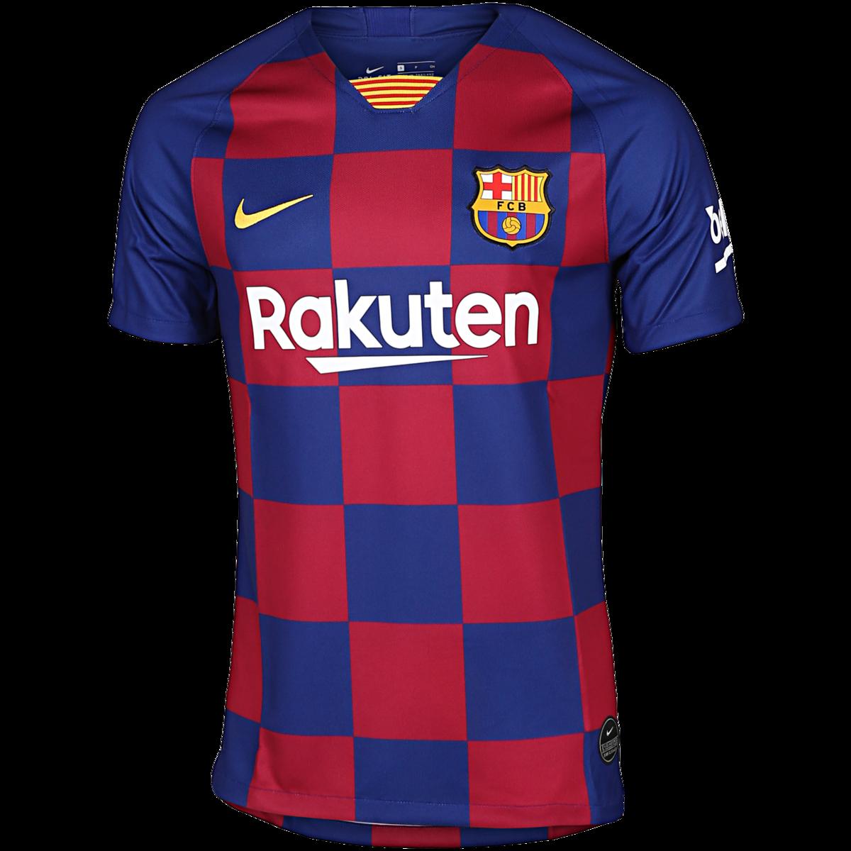 Få din Barcelona-trøje 2019/2020