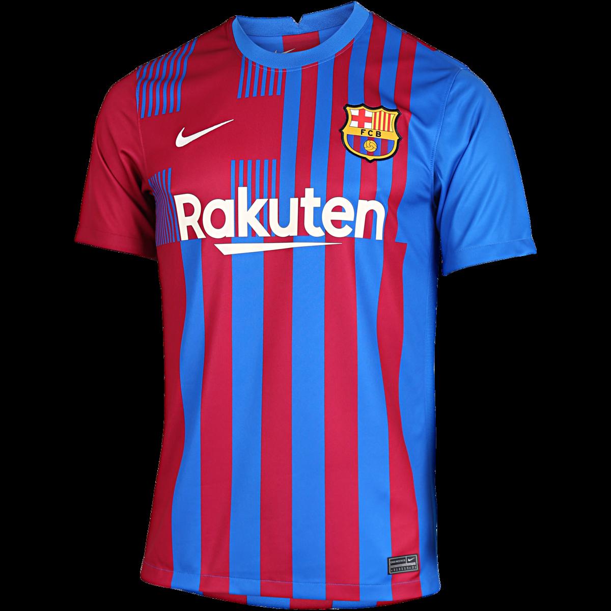 Nu kan du købe den nye Barca-trøje 2021/2022