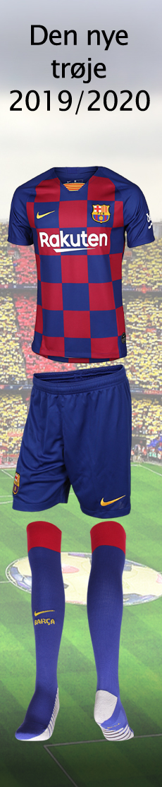 Få den nye Barcelona-trøje 2019/2020