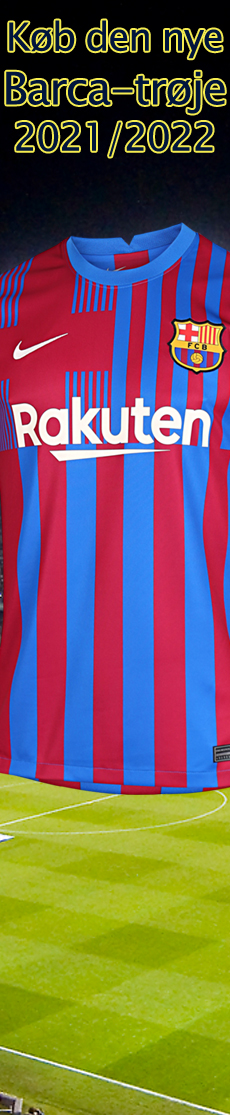 Få den nye Barcelona-trøje 2021/2022