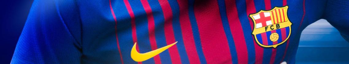 Få den nye Barcelona trøje
