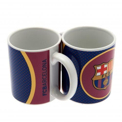 Barcelona krus m. logo