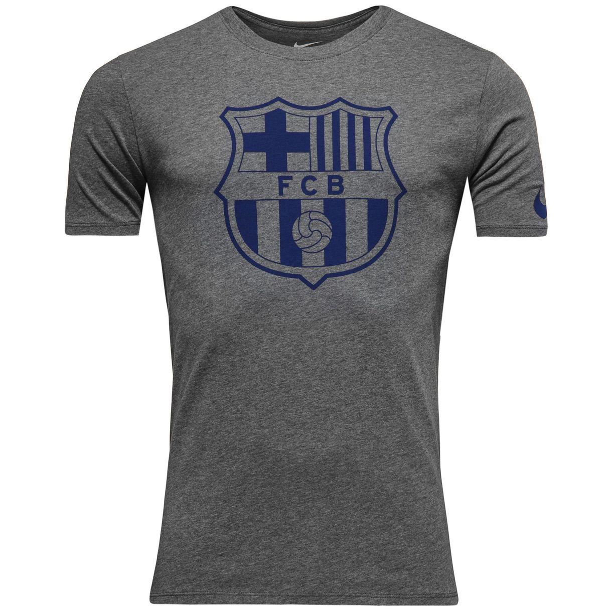 Barcelona - t-shirt grå