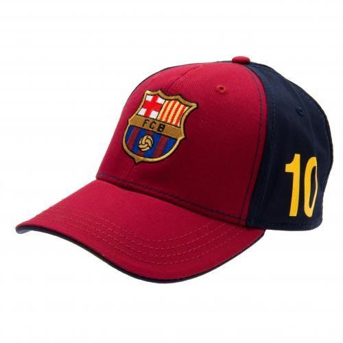 Barcelona - kasket, Messi