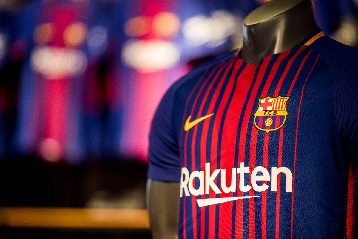 Video: Den nye trøje blev sat til salg
