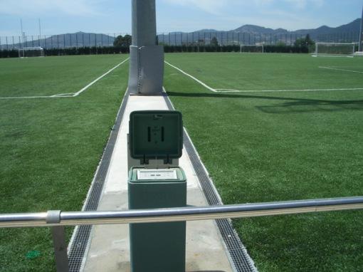 Barcelona træning