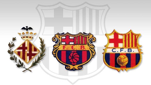 Barcelonas logo