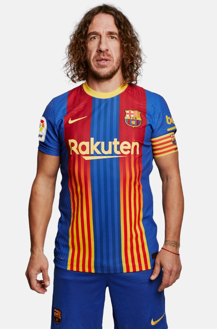Barca bærer El Clásico-trøjen mod Atletico