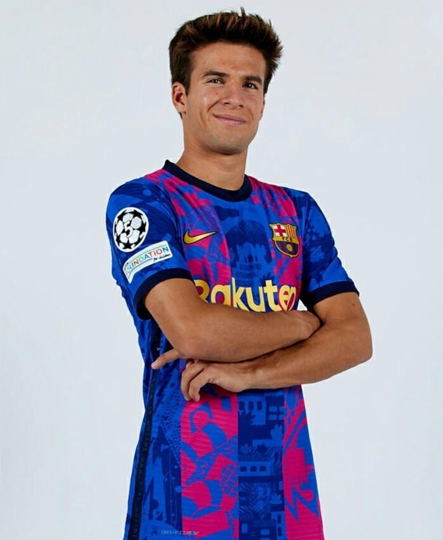 Officielt: Her er Barcas tredjetrøje 2021-2022