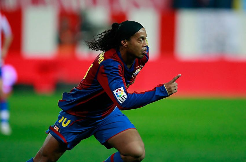 Top 10: Bedste Barca-spillere nogensinde