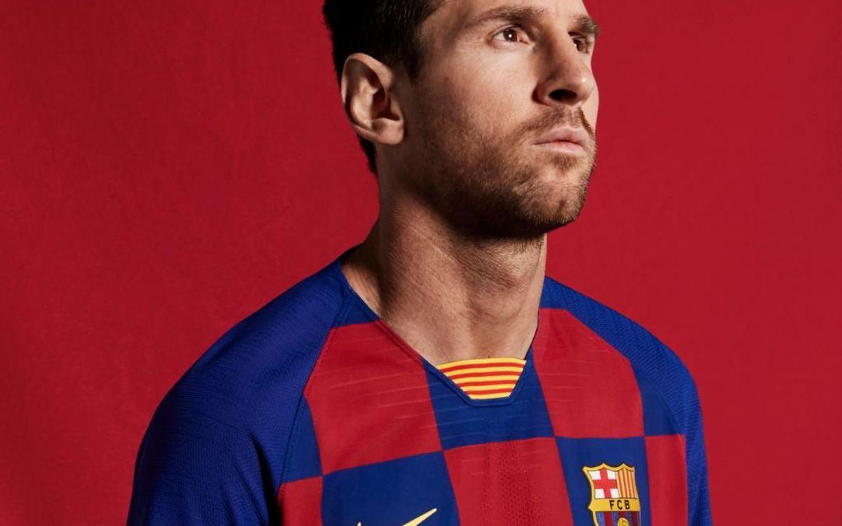 Officielt: Her er Barcas nye spilletrøje 2019/2020