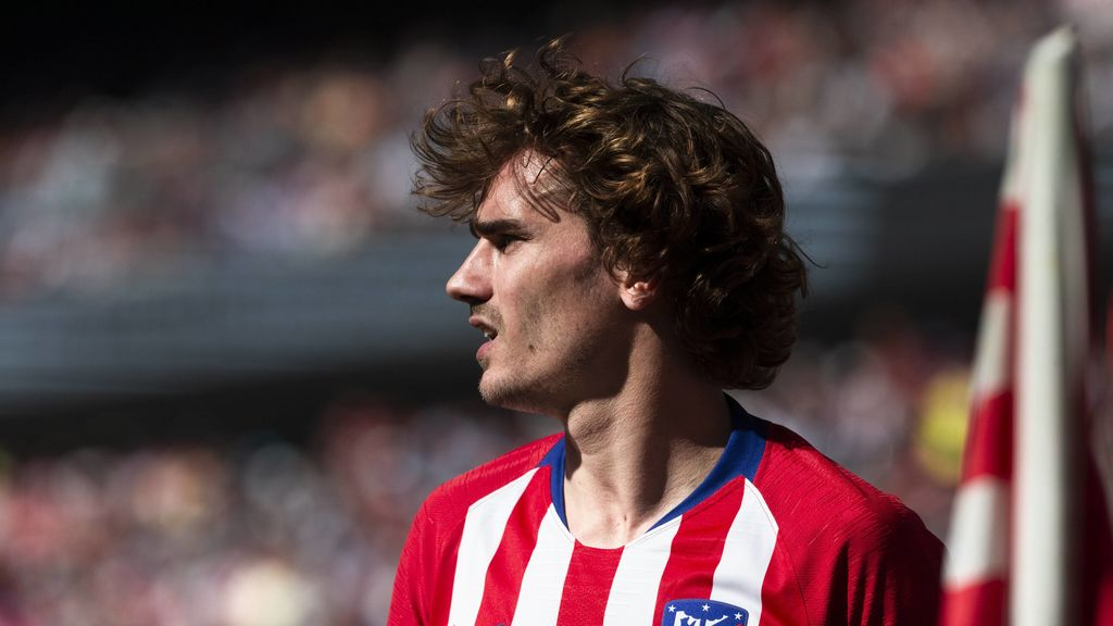 Officielt: Griezmann forlader Atletico Madrid