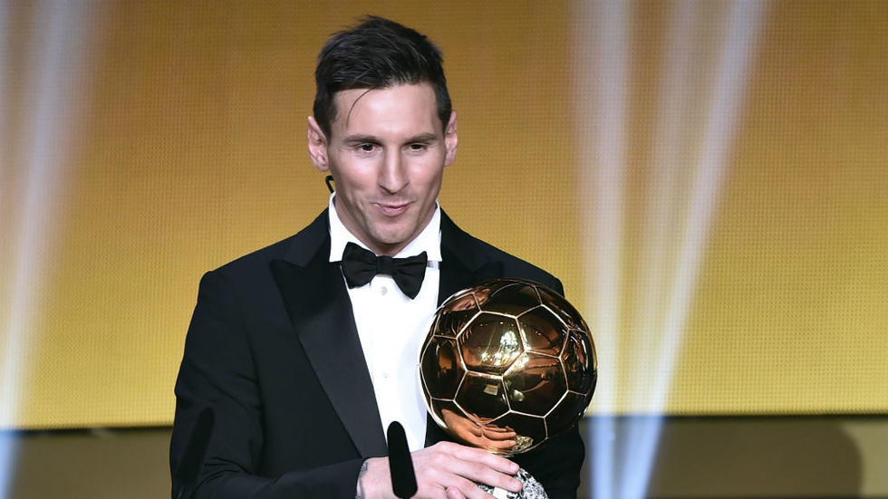 Officielt: De 30 nominerede til Ballon d'Or