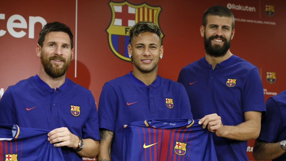 Piqué: Der var en mulighed for Neymar i Real Madrid
