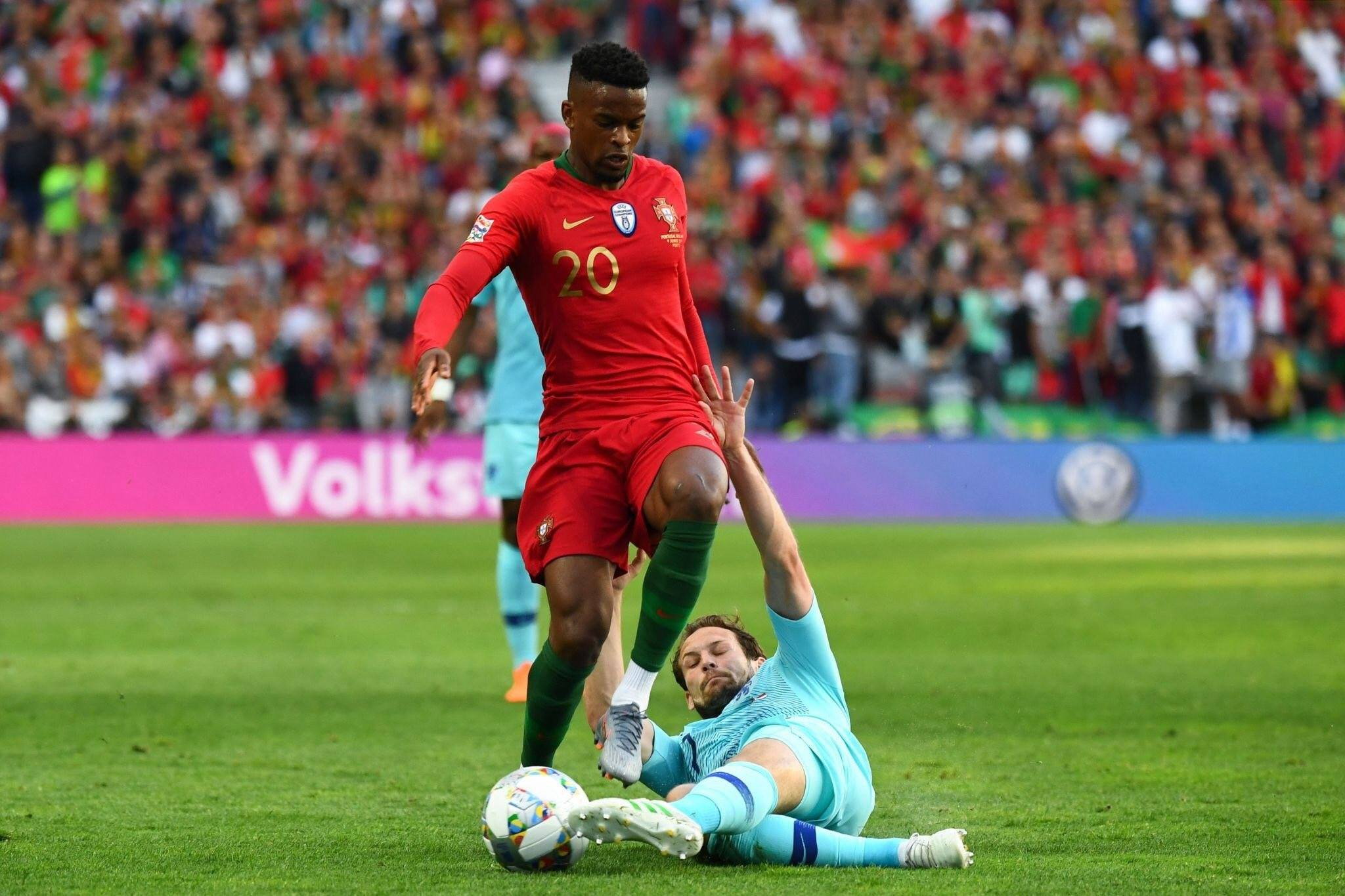 Nelson Semedo vandt UEFA Nations League