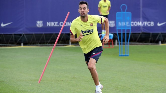 Busquets nærmer sig comeback