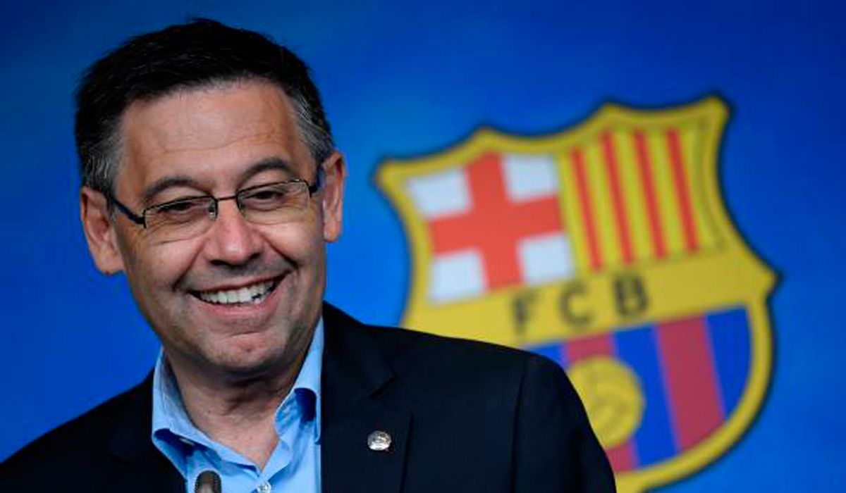 Bartomeu slipper: Ingen korruption på Camp Nou
