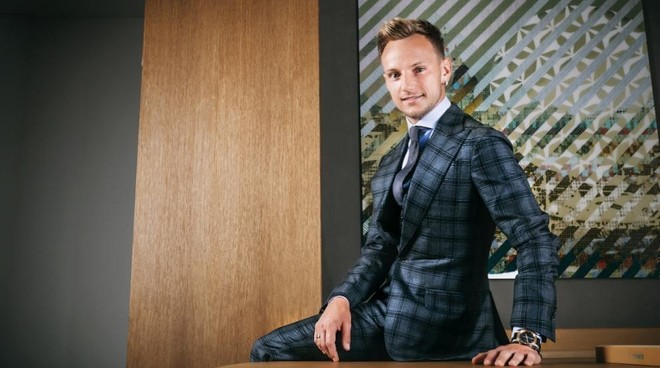 Langt interview med Ivan Rakitic