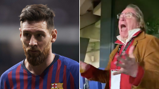 Video: Ray Hudson i ekstase over Messi
