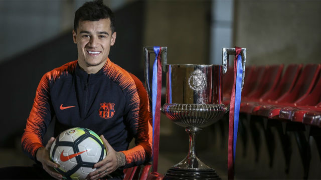 Langt interview med Philippe Coutinho
