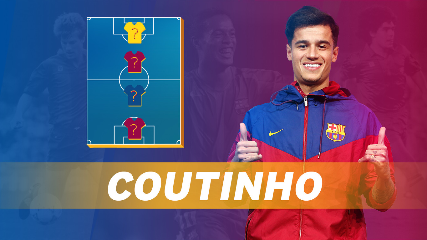 Video: Coutinhos top 4