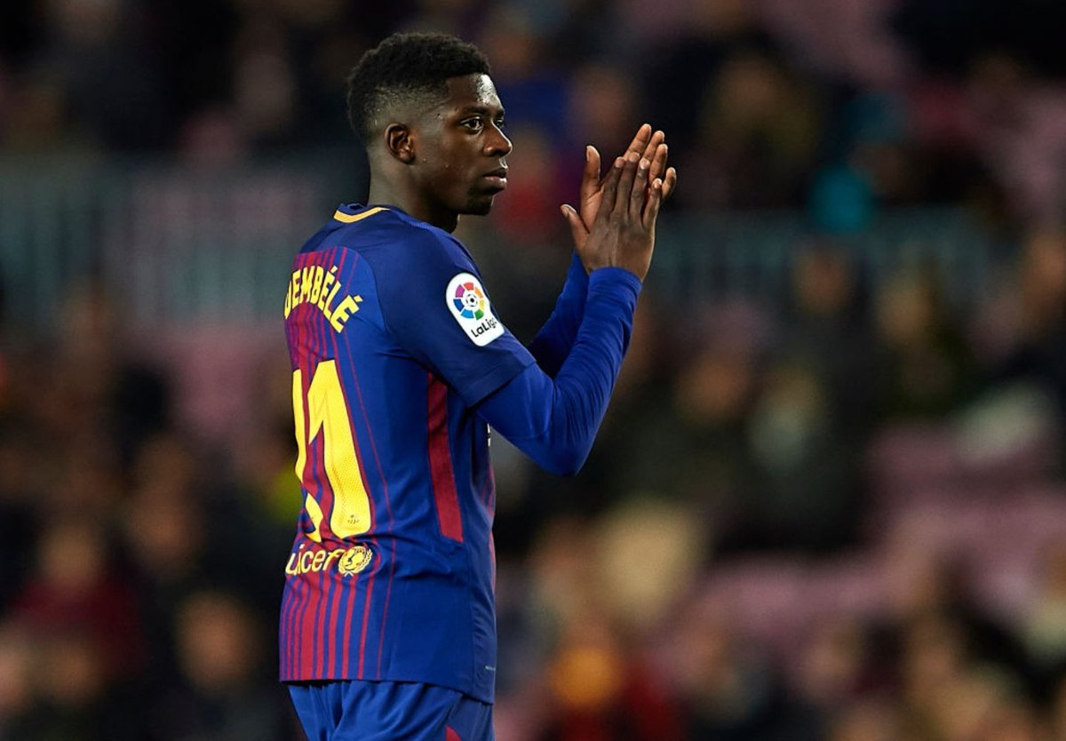 Video: Bag om Dembélés comeback på Camp Nou