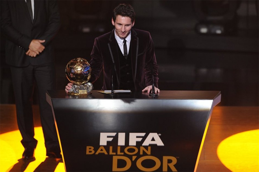 Lækket dokument: Top 10 Ballon d'Or
