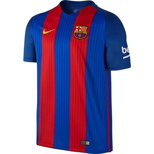 F� din Barcelona-tr�je