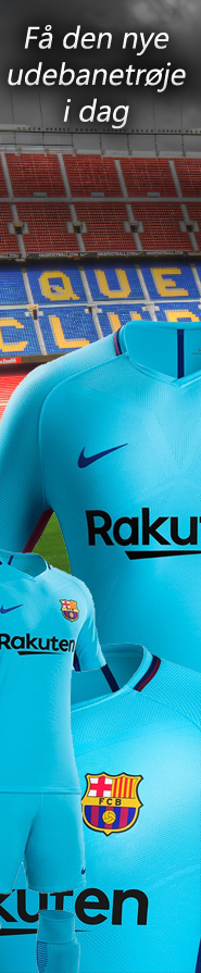 Få den nye Barcelona-trøje